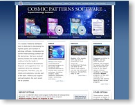 Cosmic Patterns Software
